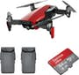 DJI DJI Mavic Air Rojo Fuego + 2 Bater??as de Vuelo In