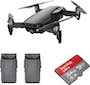 DJI DJI Mavic Air Negro ??nice + 2 Bater??as de Vuelo
