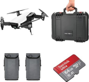 DJI DJI Mavic Air Blanco ?rtico + 2 Bater??as de Vuelo