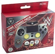 Freektec Combo Pack WWE Ps4 ( Case + Grips + Led Decal) Fre