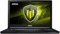 MSI PORTATIL MSI WS63 8SLVPRO-013ES (WORKSTATION)