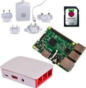 Raspberry PI KIT RASPBERRY PLACA BASE PI 3 MODELO B+ / MICROSD