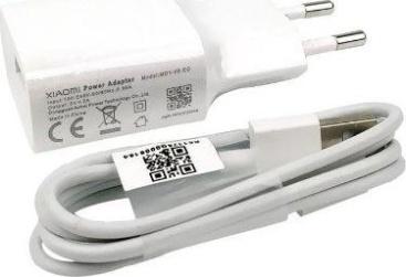 Compra Xiaomi Cargador red 2A + Cable microUSB Original MDY