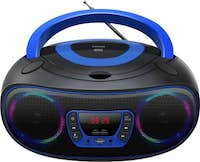 Denver Electronics Radio Denver Tcl-212 Azul/ Reproductor Cd/ Usb/ Bl