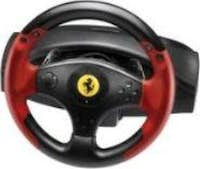Thrustmaster Ferrari Racing Wheel Red Legend Ps3&pc, Ruedas + P