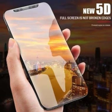 Apple protector de pantalla 5D FULL COVER iPhone X / Xs