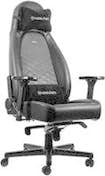 Generica SILLA GAMING NOBLECHAIRS ICON NEGRO/BLANCO INCLUYE