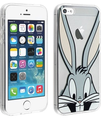 99bf695c69e Comprar Carcasa iPhone 5 / 5S / SE Bugs Bunny - Transp. al mejor ...
