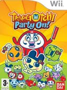 Generica Tamagotchi Party On! Wii Version Reino Unido