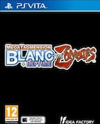 Bandland Games Megatagmension Blanc + Neptune Vs Zombies Psvita
