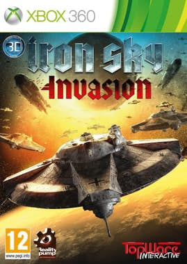 Bandland Games Iron Sky Invasion X360
