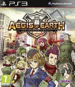 Bandland Games Aegis Of Earth: Protonovus Assault Psvita