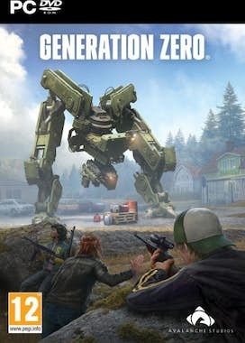 Koch Media Generation Zero Pc en preventa (salida 31/12/2019)