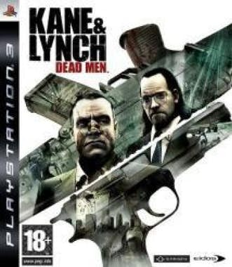 Sony Kane & Lynch: Dead Men