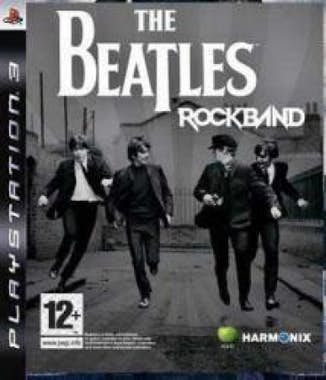 Sony Rock Band: The Beatles