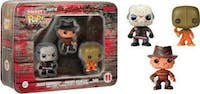 FUNKO Caja metalica Pocket POP Vinyl Freddy Jason Sam 5c