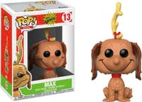 FUNKO Figura POP! Vinyl The Grinch Max the Dog