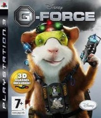 PS3 G-Force Licencia para Espiar