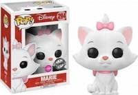 FUNKO Figura POP Disney Aristocats Marie Flocked Exclusi