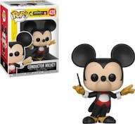 FUNKO Figura POP Disney Mickey's 90th Conductor Mick