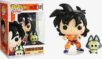 FUNKO Figura POP Dragon Ball Z Yamcha & Puar Serie 5