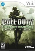 Wii Call Of Duty Modern Warfare Reflex