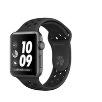 Apple Watch Series 3 Nike+ GPS Space Grey 42mm Anthracite/Black Nike Sport Band