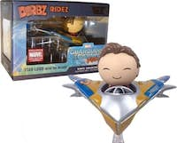 FUNKO Funko Dorbz! Star-Lord with the Milano Exclusive F