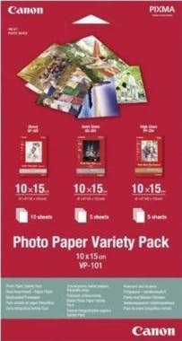 Canon Canon Photo Paper Variety Pack papel fotográfico