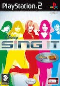PS2 Disney: Sing it¡ Camp Rock El Juego