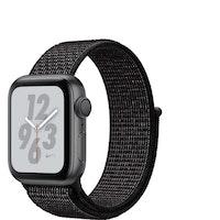 Apple Watch Series 4 Nike+ GPS 40mm space grey Sport Loop black