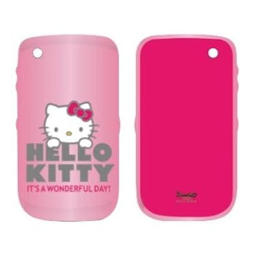 Hello Kitty Carcasa Blackberry 8520/9300