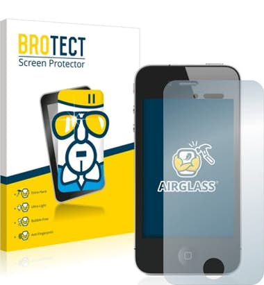 d95d34a2c6e Comprar BROTECT Protector Pantalla Cristal para Apple iPhone 4S ...