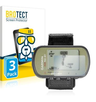 AirGlass BROTECT Protector Pantalla Cristal para Garmin GPSMAP 64s Cristal Vidrio 9H