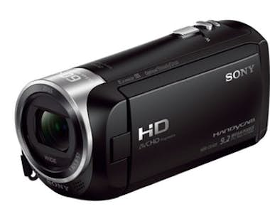 Sony Sony HDRCX405 9,2 MP CMOS Videocámara manual Negro