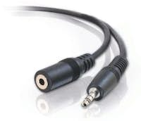 Cables To Go Cable alargador de audio 3,5 mm (M)/3,5 mm (H)