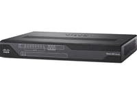 Cisco Cisco C897VAB-K9 router Ethernet Negro
