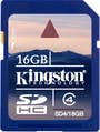 Kingston Technology SDHC 16 GB Clase 4