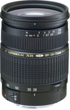 Tamron SP AF 28-75mm F/2.8 XR Di LD ASPH [IF] MACRO Canon