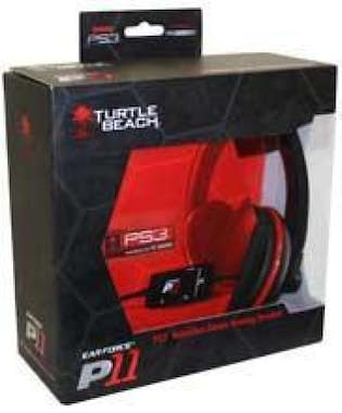 Sony Auricular Ear Force P11 Turtle Beach