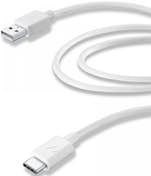 Cellularline Cable datos USB a USB Tipo-C 1.2m