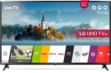 "LG 65UJ630V 65"""" 4K Ultra HD Smart TV Wifi Negro,"