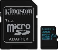 Kingston Technology Kingston Technology Canvas Go! 32GB MicroSDHC UHS-