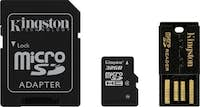 Kingston Technology Kingston Technology 32GB Multi Kit 32GB MicroSDHC