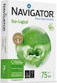NAVIGATOR Navigator Eco-Logical 75g.m-2 Blanco papel para im