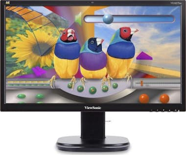 "ViewSonic Viewsonic VG Series VG2437Smc 24"""" Full HD LCD/TFT"