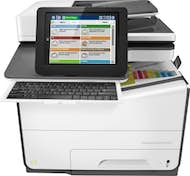 HP HP Impresora multifunción PageWide Enterprise Colo