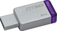 Kingston Technology Kingston Technology DataTraveler 50 8GB 8GB USB 3.