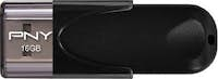 PNY PNY Attaché 4 2.0 16GB 16GB USB 2.0 Capacity Negro