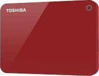 Toshiba Toshiba Canvio Advance 2000GB Rojo disco duro exte